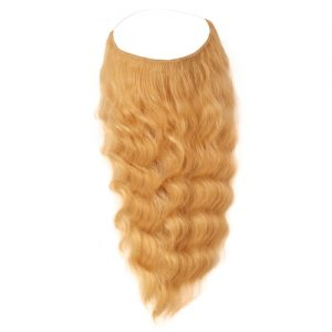 Blond-deep-wave-virgin-remy-hair-flip-in-hair-extension