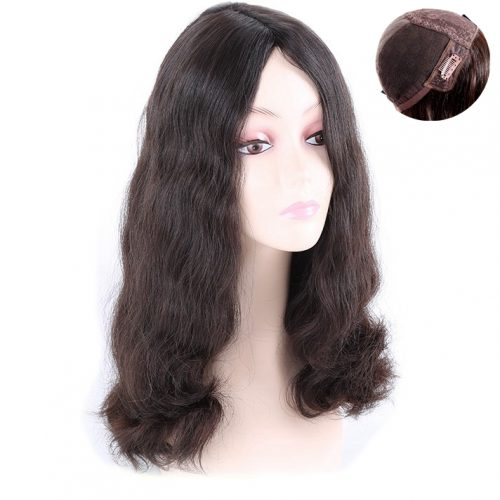 Monoglian-remy-hair-natural-color-Jewish-Kosher-wig