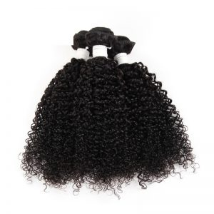 Natural-black-afro-curl-virgin-remy-hair-weft