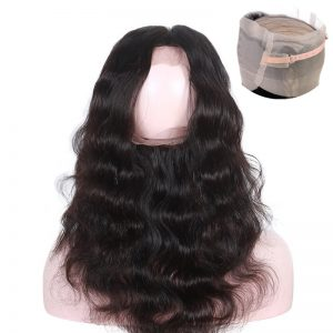 Natural-black-wavy-virgin-remy-hair-360-lace-frontal-hairpiece