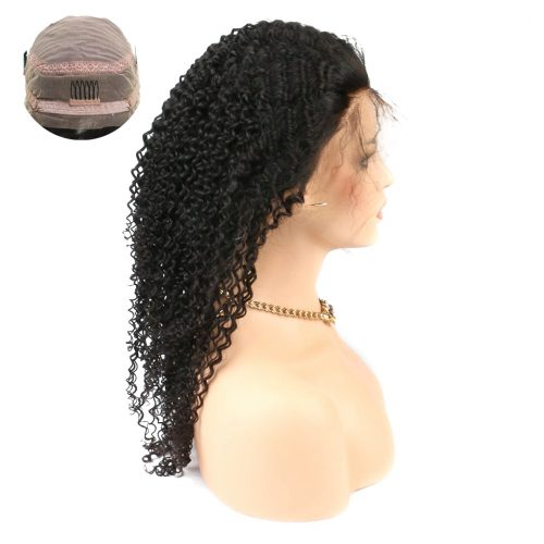 Virgin-remy-hair-curly-black-360-lace-wig