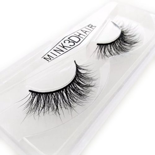 natural-mink-fur-3D-strip-false-eyelash-DE01