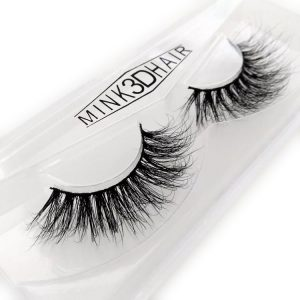 natural-mink-fur-3D-strip-false-eyelash-DE03